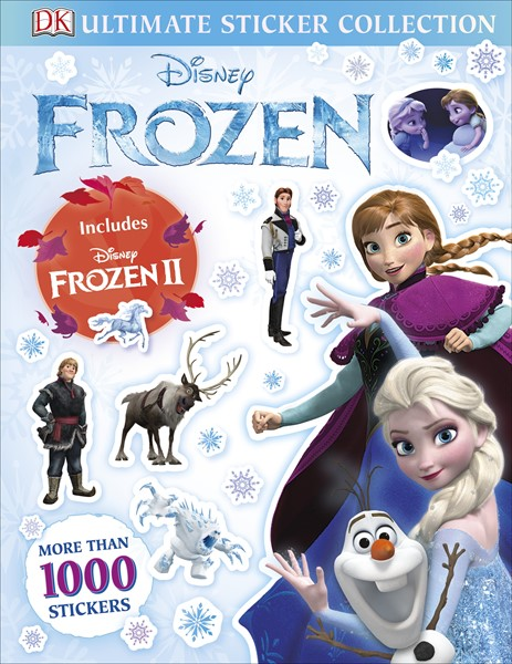 Disney Frozen Ultimate Sticker Collection - pr_1700277