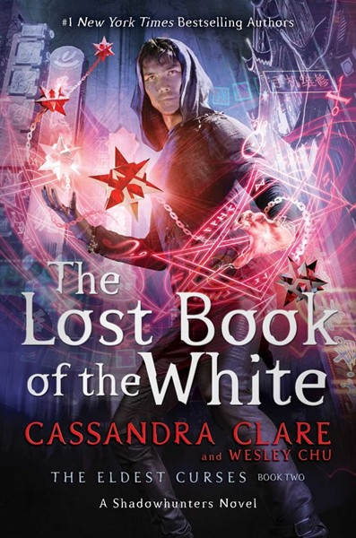 The Eldest Curses Book 2: The Lost Book of the White - pr_1775802