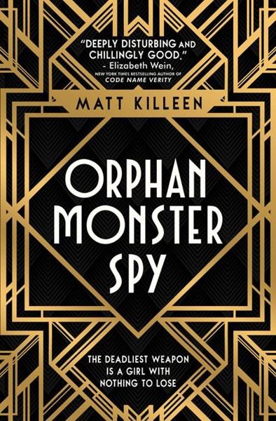 Orphan Monster Spy - pr_1700108