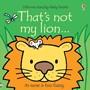 That's not my lion... - pr_200018