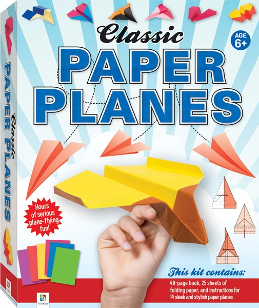 Classic Paper Planes Box Set - pr_428785