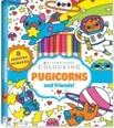 Kaleidoscope Colouring: Pugicorns and Friends -