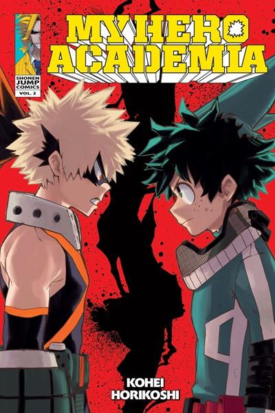 My Hero Academia, Vol. 2 -