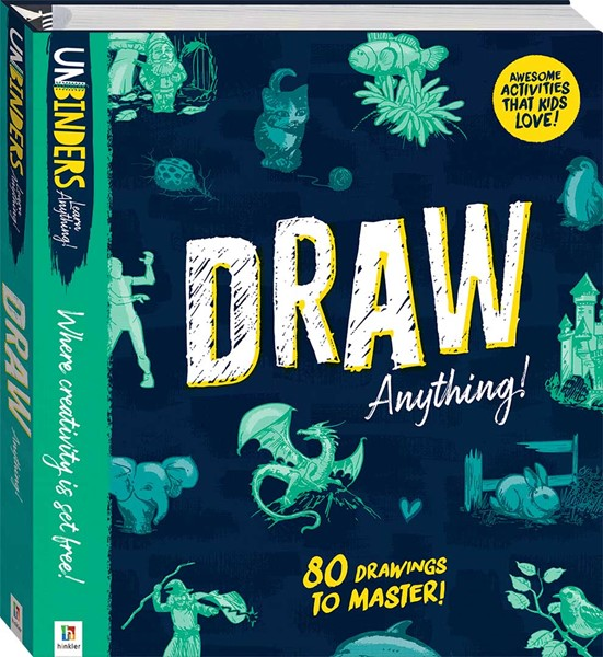 Unbinders: Draw Anything! -