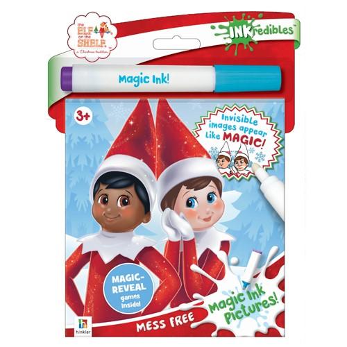 Inkredibles: Elf On the Shelf Magic Ink - pr_1870233
