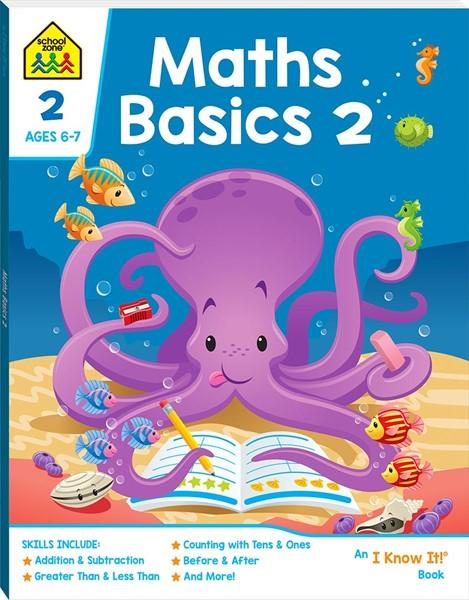 Maths Basics 2: An I Know It! Book (2019 Ed) -