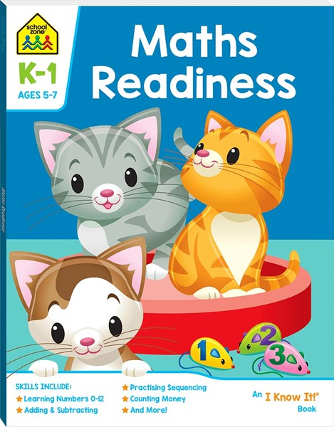 Maths Readiness: An I Know It! Book (2019 Ed) -