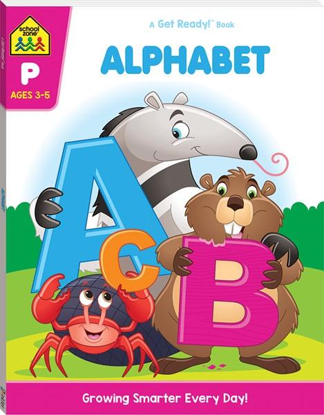 Alphabet: A Get Ready Book (2019 Ed) -