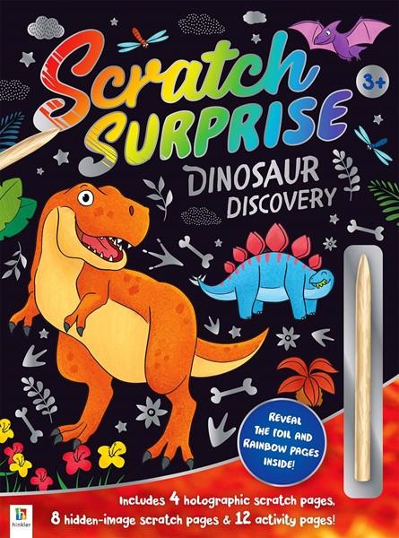 Scratch Surprise: Dinosaur Discovery -