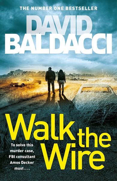 Amos Decker Book 6: Walk the Wire - pr_1747108