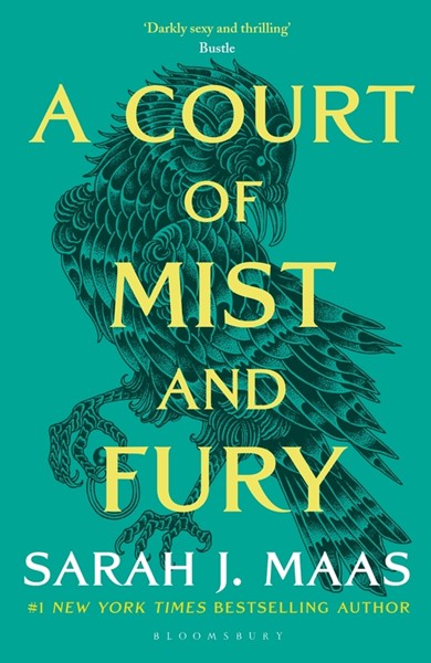 A Court of Mist and Fury -