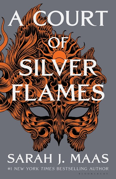 A Court of Silver Flames -