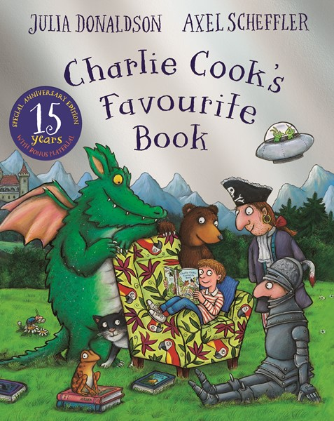 Charlie Cook's Favourite Book - pr_1724139