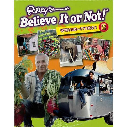 Ripley's Believe It or Not!: Weird-Ities! 2 - pr_1773566