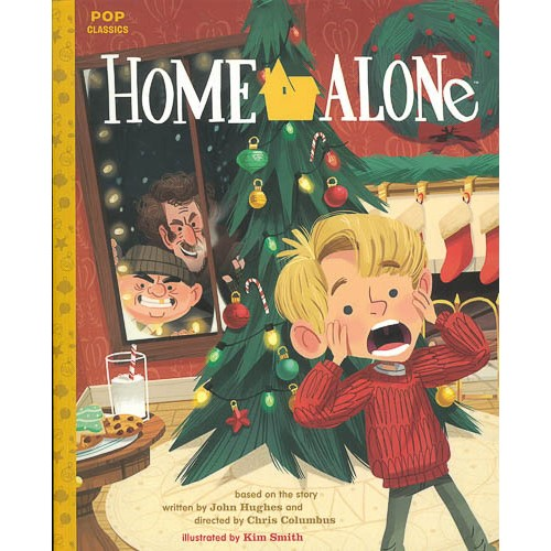 Home Alone: The Classic Illustrated Storybook - pr_1773575