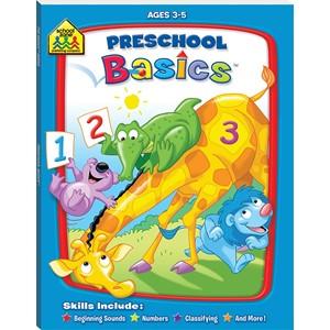 School Zone Preschool Basics
