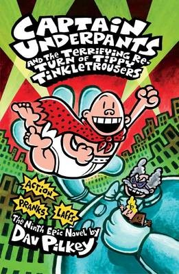 Captain Underpants and the Terrifying Return of Tippy Tinkletrousers - pr_421886