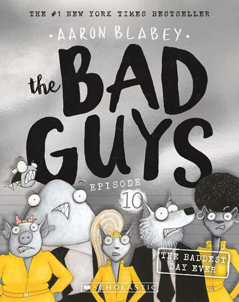 The Bad Guys Episode 10: The Baddest Day Ever - pr_427247