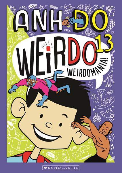 WeirDo #13: Weirdomania! - pr_1699797