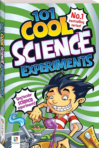 101 Cool Science Experiments -