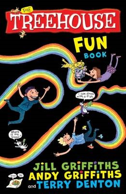 The Treehouse Fun Book - pr_428848