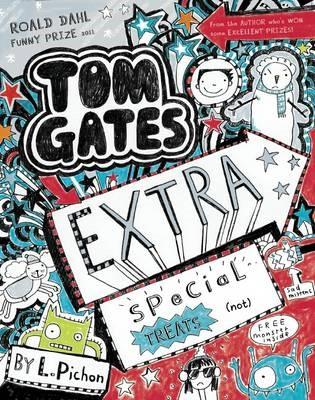 Tom Gates: #6 Extra Special Treats (not) - pr_421901