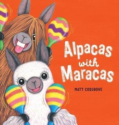 Alpacas with Maracas HB - pr_428825