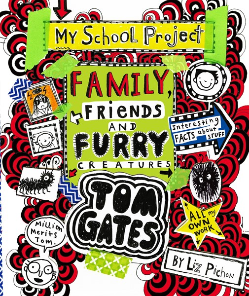 Family, Friends and Furry Creatures - pr_421908