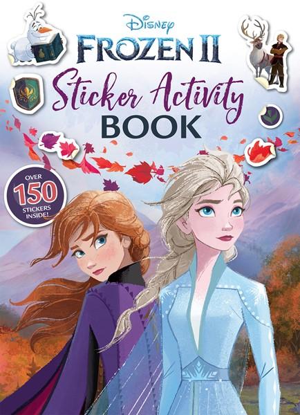 Frozen 2: Sticker Activity Book - pr_1700202