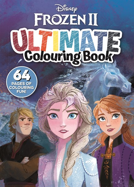 Frozen 2: Ultimate Colouring - pr_1700256