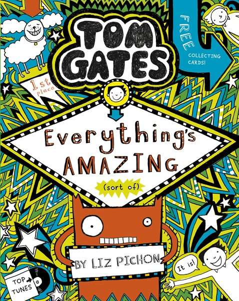 Tom Gates #3: Everything's Amazing (sort of) - pr_428897