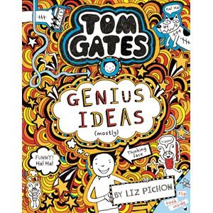 Tom Gates #4: Genius Ideas (mostly)