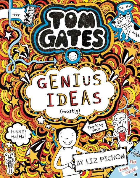Tom Gates #4: Genius Ideas (mostly) - pr_428898