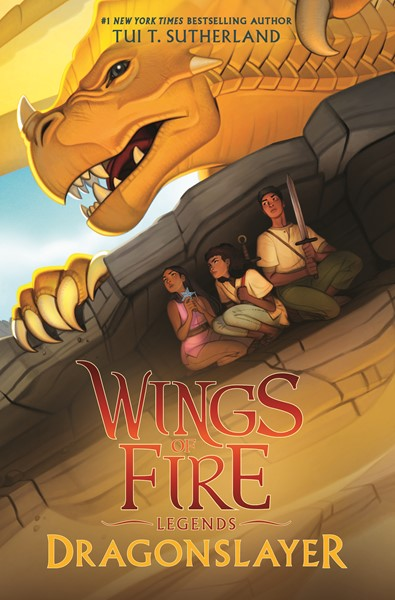 Wings of Fire Legends: Dragonslayer -