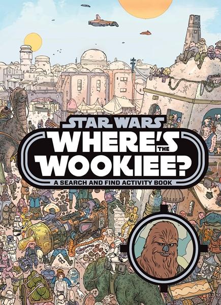 Where's the Wookiee? - pr_421910