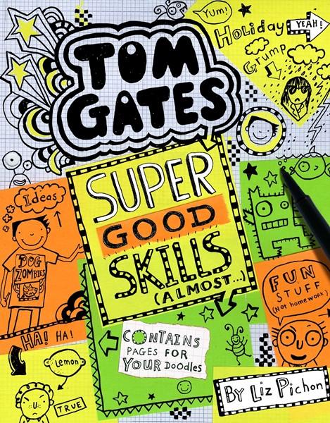 Tom Gates: #10 Super Good Skills (Almost) - pr_421916
