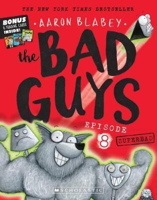 The Bad Guys Episode 8: Superbad plus Trading Cards - pr_428827