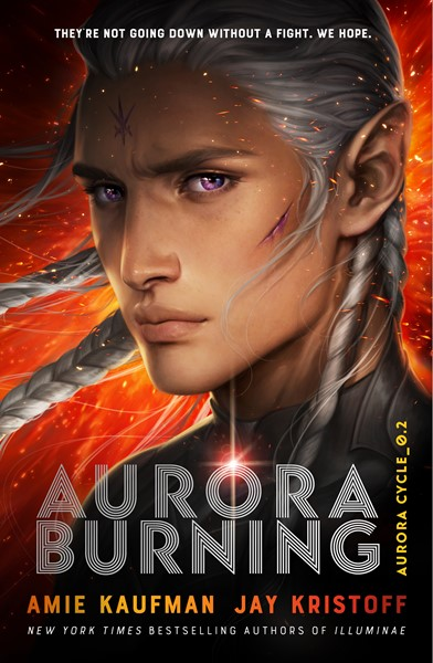 The Aurora Cycle Bk 2: Aurora Burning - pr_1765352