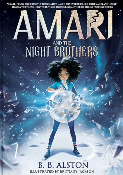 Amari and the Night Brothers -
