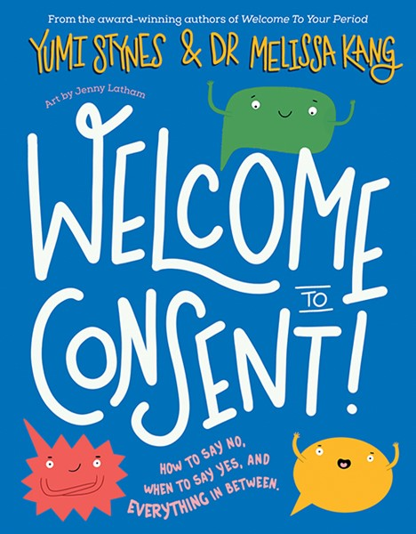 Welcome to Consent -