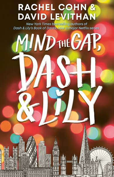 Mind The Gap, Dash and Lily - pr_1837221