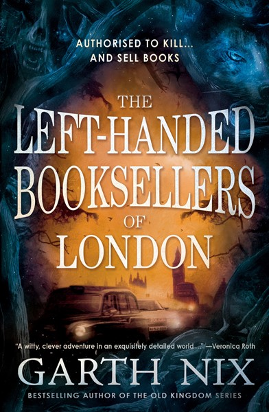 The Left-handed Booksellers of London - pr_1837226