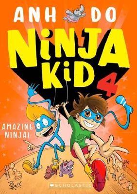 Ninja Kid #4: Amazing Ninja! -