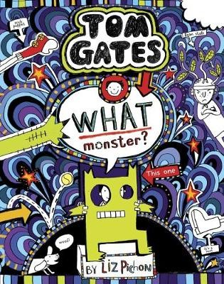 Tom Gates #15: What Monster? - pr_428934
