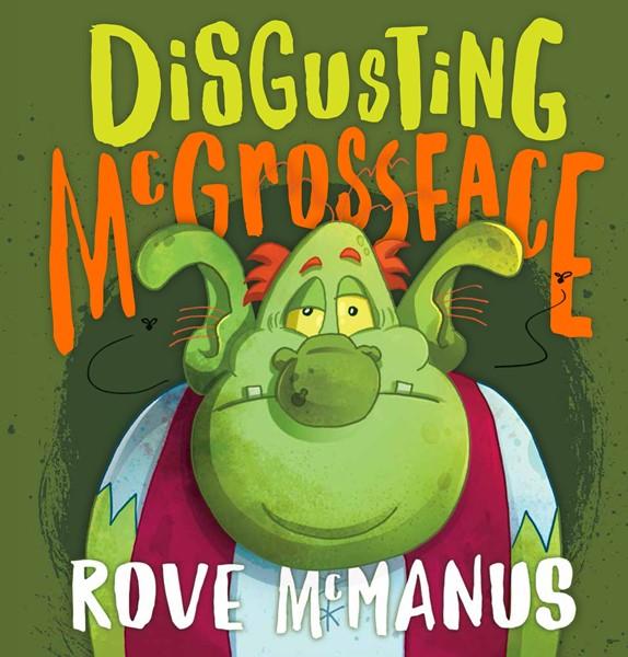 Disgusting McGrossface -