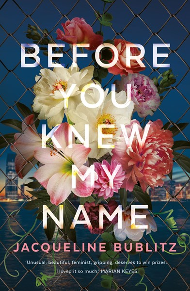 Before You Knew My Name -