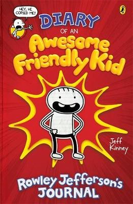 Diary of an Awesome Friendly Kid: Rowley Jefferson's Journal - pr_428969