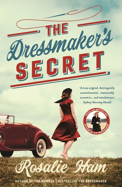 The Dressmaker's Secret - pr_1837866