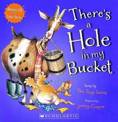 There's a Hole in My Bucket (with CD) - pr_421919