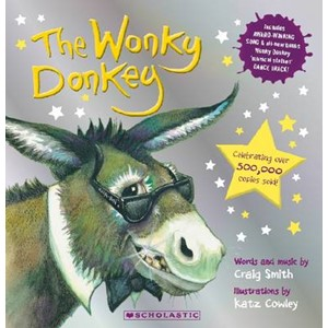 Wonky Donkey Celebration Edition